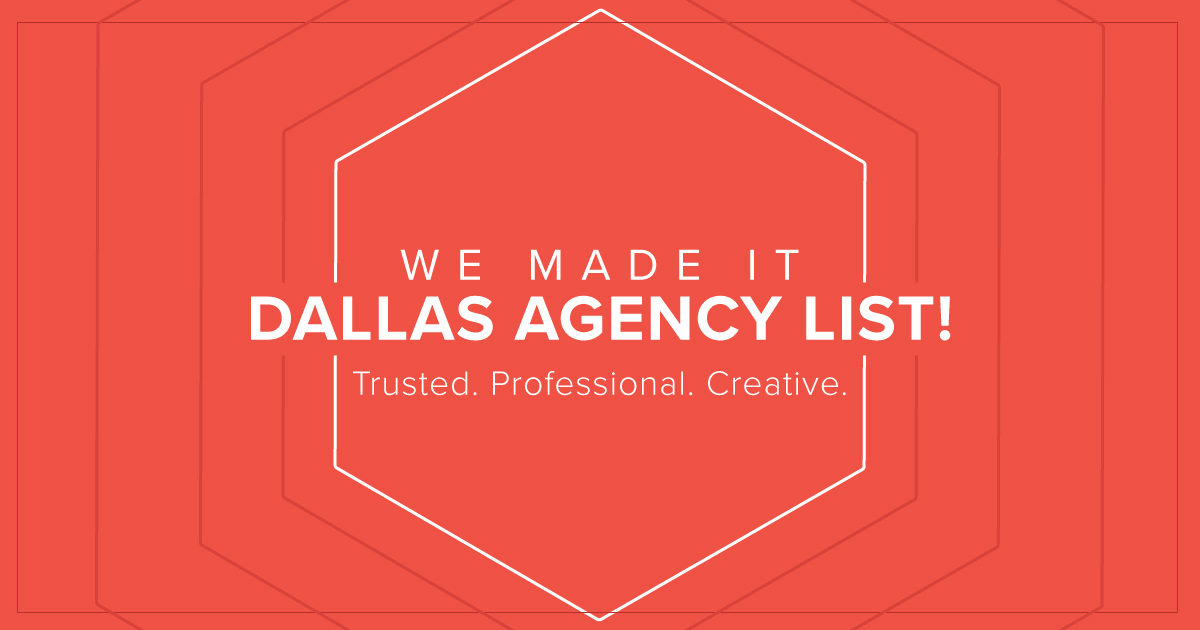 Square 205 Featured in Top Dallas Agency List