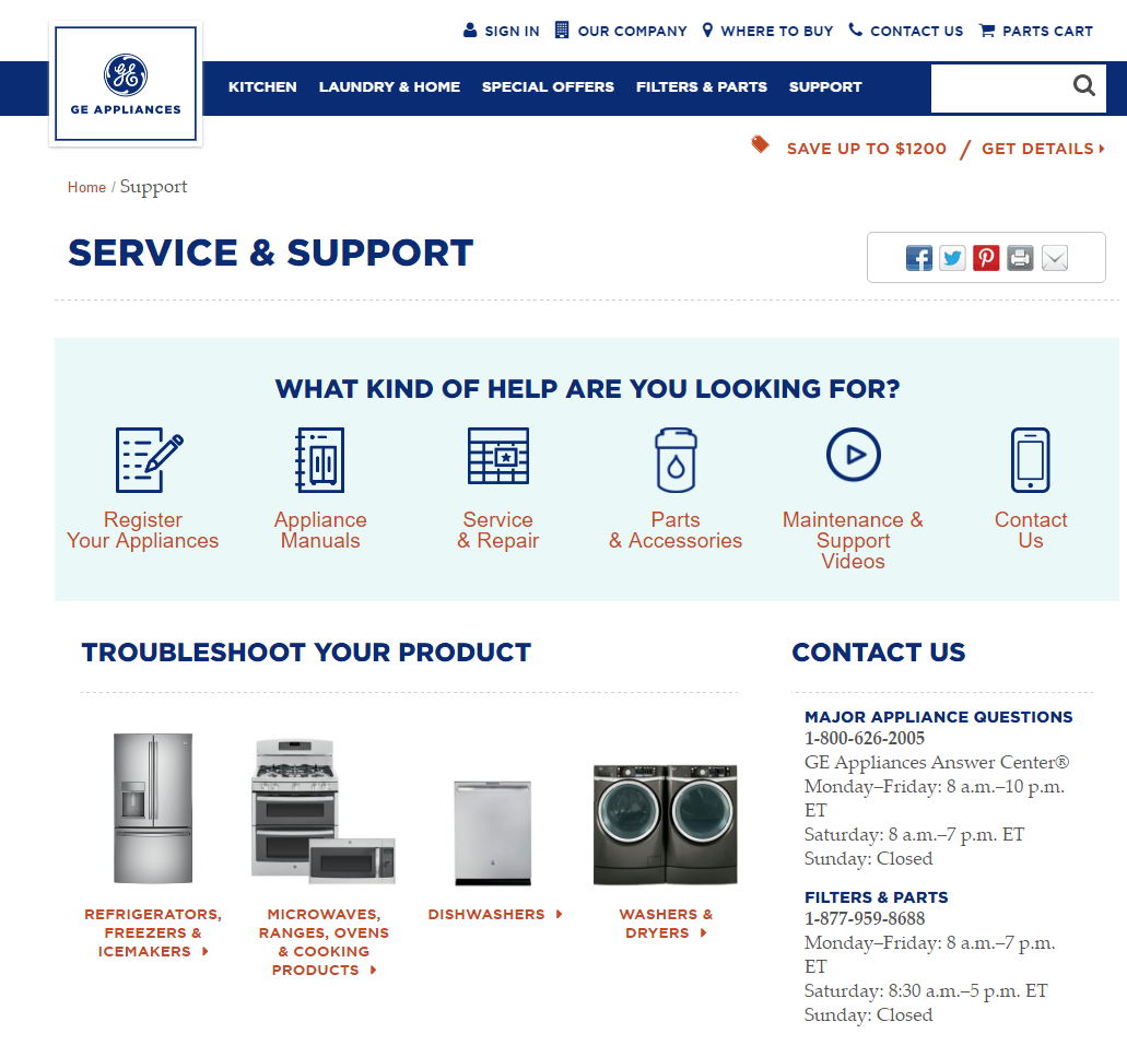 GE Services